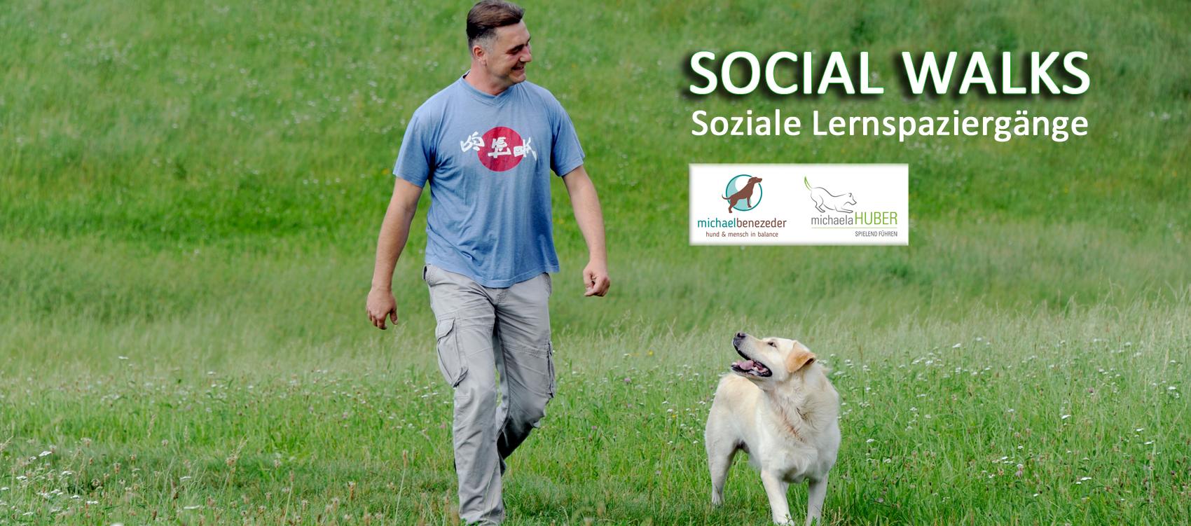 SOCIAL WALK - Gruppenspaziergang